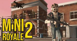 MiniRoyale 2 - Battle Royale Game